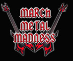 Testament March Metal Madness