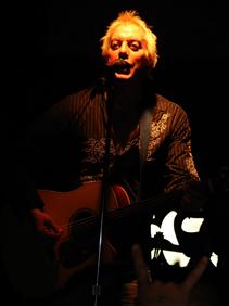 Janil Lane with Guitar
