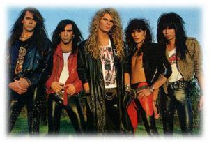 Heavens Edge Band