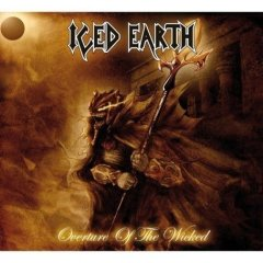 Iced Earth Overture of the Wicked