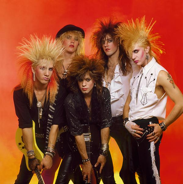 Chevy Frederick Md Post your cheesy 80's band photo's... | SevenString.org