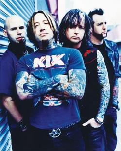 Drowning Pool 4