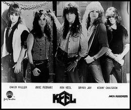 Keel Band Pic