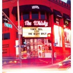 Vince Neil Live Whisky