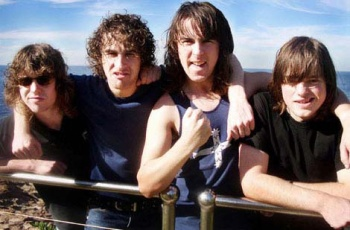 Airbourne Band Pic