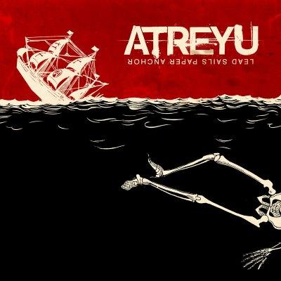 Atreyu Lead Sails Paper Anchor