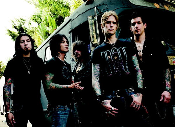 Buckcherry Tour Dates