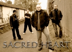 Sacred Heart Band Pic