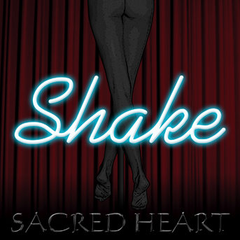 Sacred Heart Shake Cover