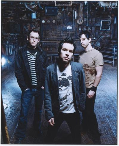 Chevelle band pic