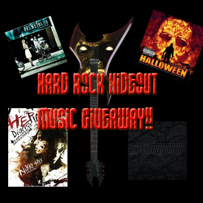 HRH Music Giveaway!