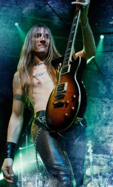 Jorn LIA Guitarist