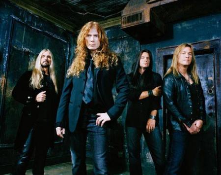 Megadethbandpic
