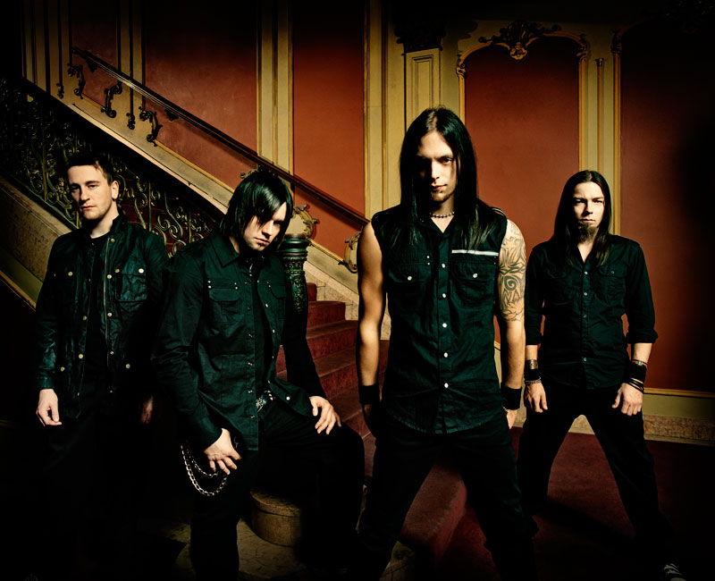 new bullet for my valentine song. Bullet for My Valentine has