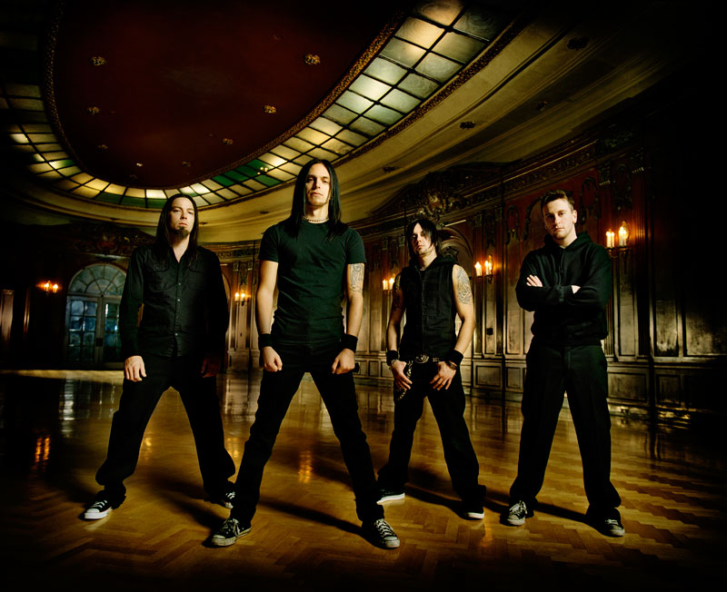 New Video U2013 Bullet For My Valentine U2013 Waking The Demon