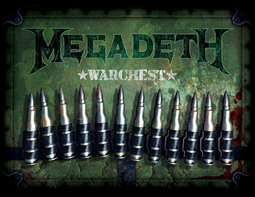 Megadeth Warchest