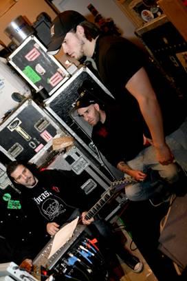 Dan Nelson Anthrax