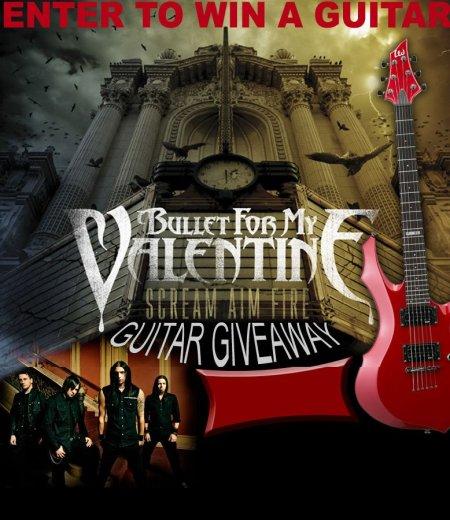 BFMV Guitar Giveaway