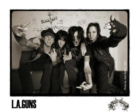 LAGuns Paul Black
