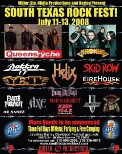 South Texas Rock Festival