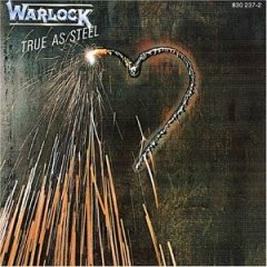 Warlock - True As Steel (1986)