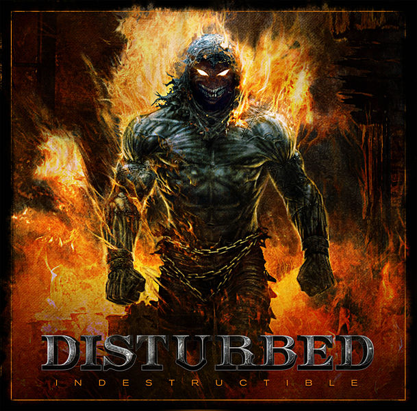 disturbed tattoo. Disturbed#39;s Indestructible