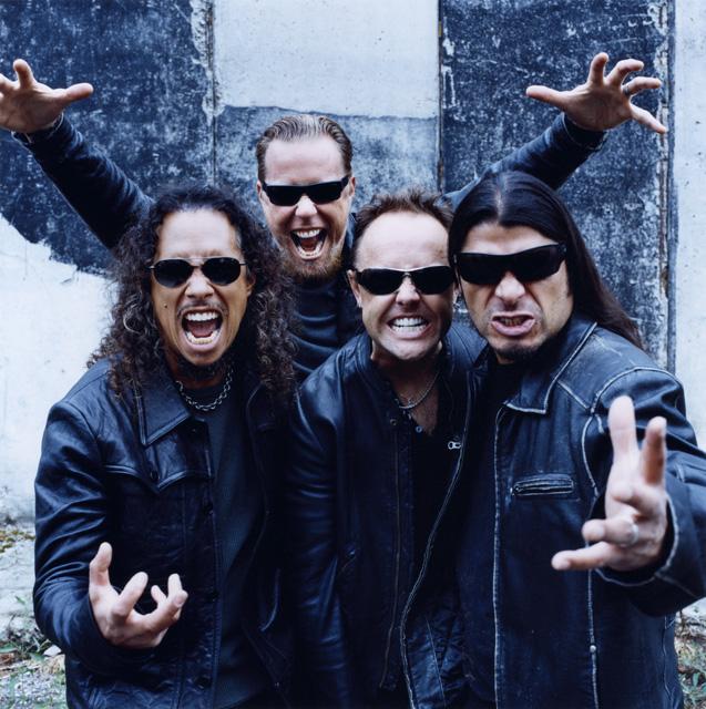 Metallica prepara gira por Latinoamérica(posiblemente pase por peru) Metallica