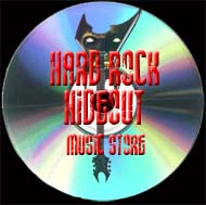 Hard Rock Hideout Music Store