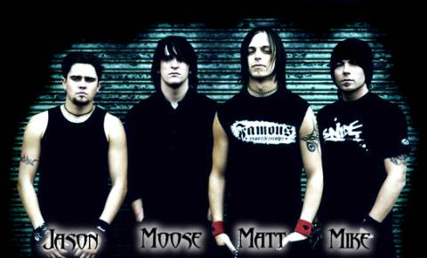 Hard Rock Band Bullet For My Valentine ...