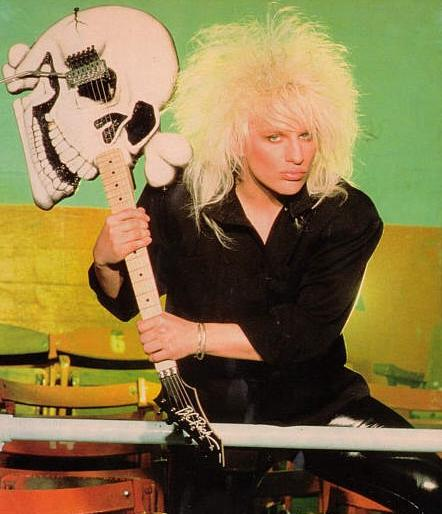 From far away, C.C. DeVille could be your cousin in her yearbook picture.