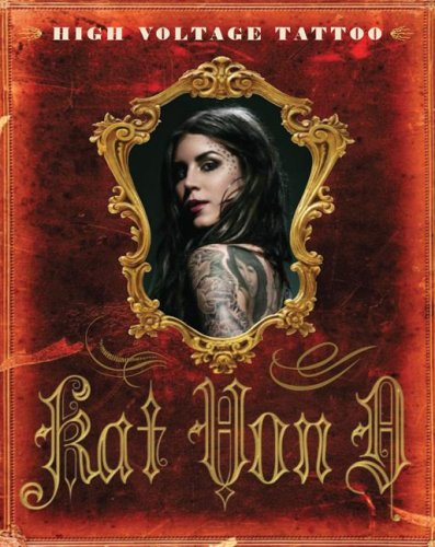 High Voltage Tattoo – The Book!