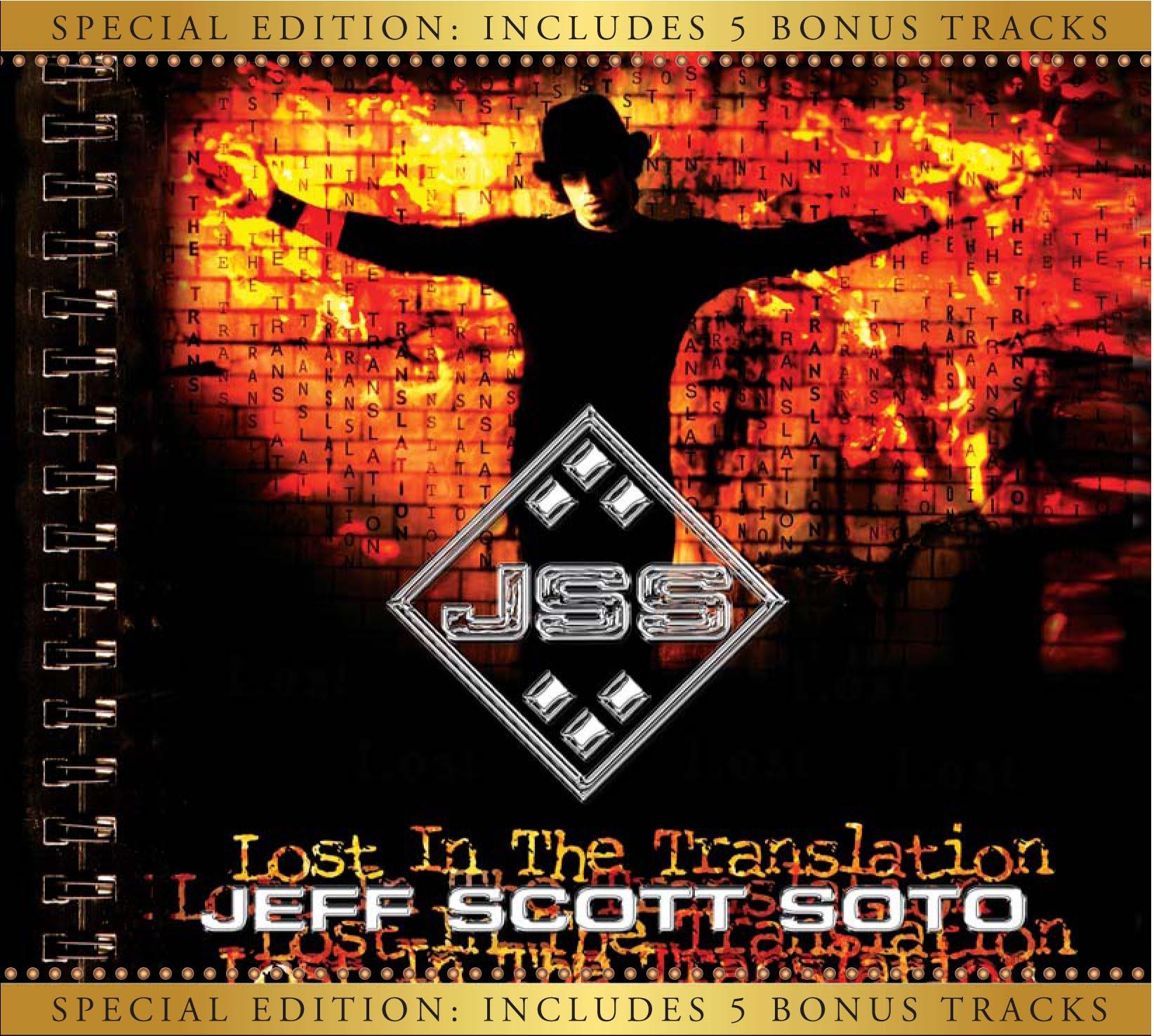 Jeff Scott Soto   Hard Rock Hideout