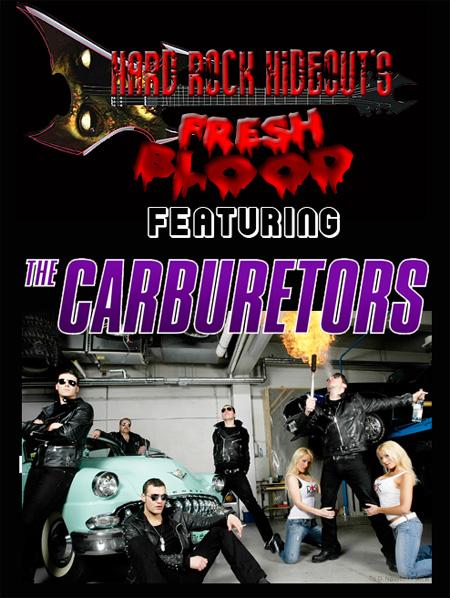 hardrockhideoutsfreshbloodthecarburetors