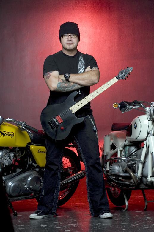 Joey Allen Warrant39s Joey Allen on Hard Rock Nights Radio Show