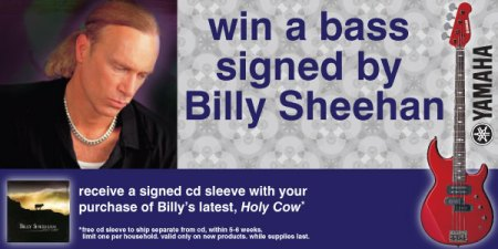 BillySheehanBass