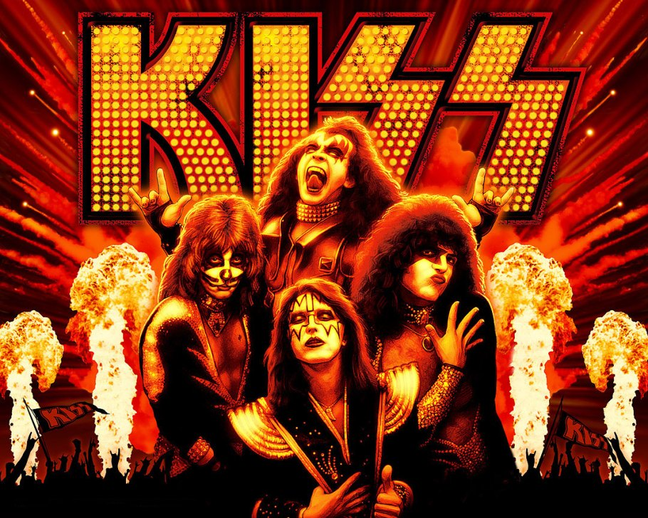 kiss_wallpaper