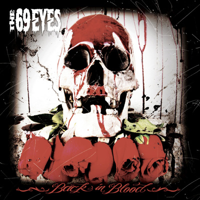 69Eyes - Back In Blood-cover