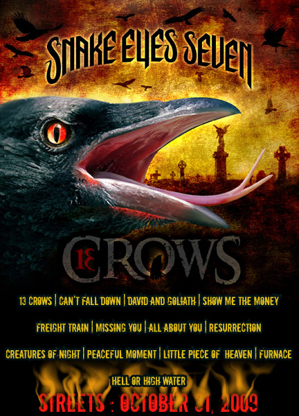 SnakeEyesSeven13Crows