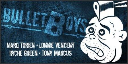 BulletboysLineup2009