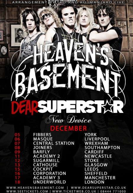 Heaven'sBasement