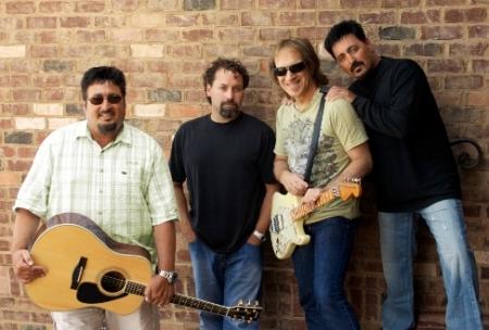 L to R: Dino Elefante, Anthony Sallee, Dave Amato, John Elefante
