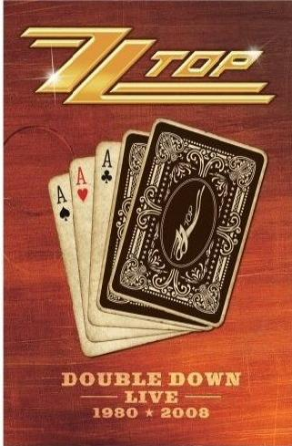 ZZ Top DVD cover