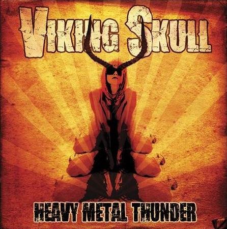 Viking Skull S Heavy Metal Thunder To Be Released October