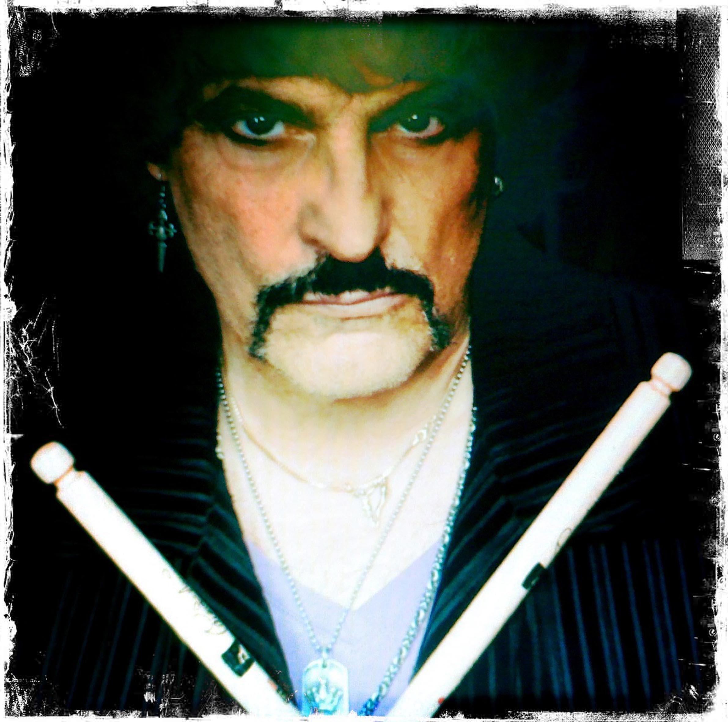 drummer for skillet. a legendary Rock drummer,