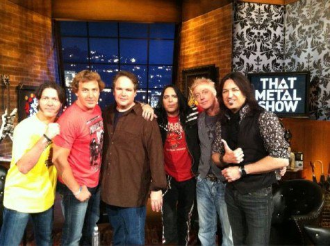 that metal show new episode with jani lane now available hard rock hideout. Black Bedroom Furniture Sets. Home Design Ideas