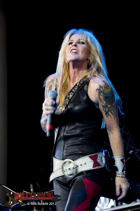 Lita Ford & Poison Photo Gallery – Klipsch Music Center ...