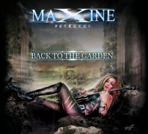 Maxine Petrucci back to the garden
