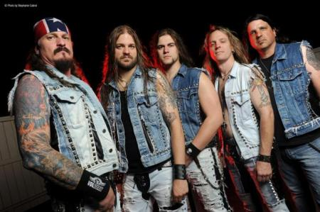 Iced Earth 2013