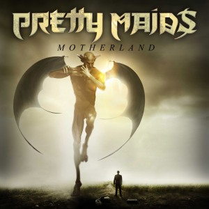 PRETTY MAIDS Moth COVER