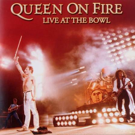 Queen On Fire Live